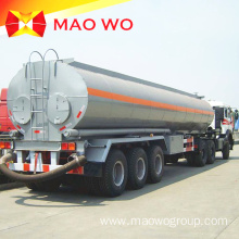 Volume Optional 45000 Liters Fuel Tanker Trailers